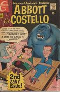 Abbott and Costello (1968 Charlton) 2
