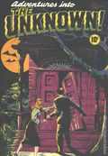 Adventures into the Unknown (1948 ACG) 1