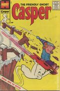 Casper the Friendly Ghost (1958 3rd Series Harvey) 7