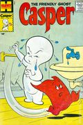 Casper the Friendly Ghost (1958 3rd Series Harvey) 14