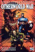Captain America Nick Fury The Otherworld War (2001) 1
