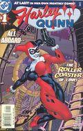 Harley Quinn (2000) 1DFSIGNEDB