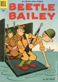 Beetle Bailey (1953 Dell/Charlton/Gold Key/King) 8