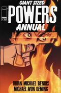 Powers (2001) Annual 1