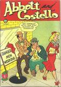 Abbott and Costello (1948 St. John) 11
