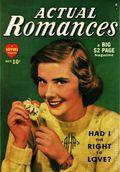 Actual Romances (1949) 1