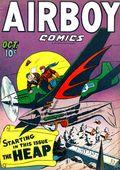 Airboy Comics Vol. 03 (1946 Hillman) 9