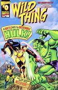 Wild Thing Wolverine's Daughter (1999) Wizard #0 0