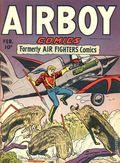 Airboy Comics Vol. 03 (1946 Hillman) 1