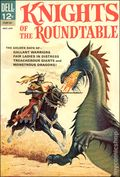 Knights of the Round Table (1964 Dell) 1