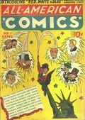 All American Comics (1939) 1
