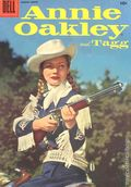 Annie Oakley and Tagg (1955 Dell) 6