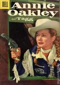 Annie Oakley and Tagg (1955 Dell) 7