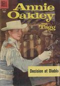 Annie Oakley and Tagg (1955 Dell) 17