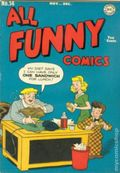 All Funny Comics (1943) 14