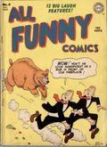 All Funny Comics (1943) 4