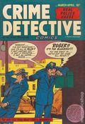 Crime Detective Comics Volume 2 (1950) 1