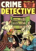 Crime Detective Comics Volume 3 (1952) 1