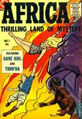 Africa Thrilling Land of Mystery (1955) 1