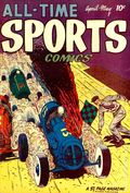 All Time Sports Comics (1949) 4