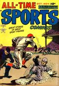 All Time Sports Comics (1949) 7