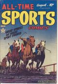 All Time Sports Comics (1949) 6