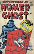 Adventures of Homer Ghost (1957) 2