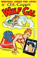 Al Capp's Wolf Gal (1951) 2