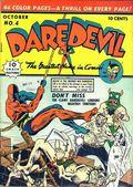 Daredevil Comics (1941 Lev Gleason) 4