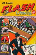 Flash Comics (1940 DC) 5