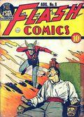Flash Comics (1940 DC) 8