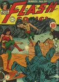 Flash Comics (1940 DC) 39