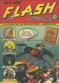 Flash Comics (1940 DC) 4