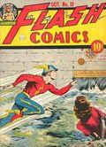 Flash Comics (1940 DC) 10