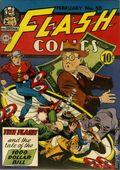 Flash Comics (1940 DC) 50