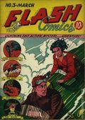 Flash Comics (1940 DC) 3