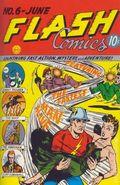 Flash Comics (1940 DC) 6