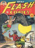 Flash Comics (1940 DC) 9