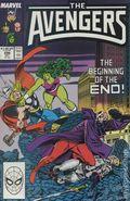 Avengers (1963 1st Series) 296