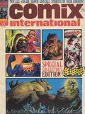 Comix International (1974 Magazine) 1