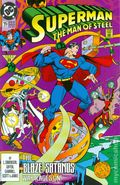 Superman The Man of Steel (1991) 15