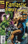 Fantastic Four Unlimited (1993) 4