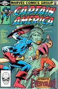 Captain America (1968 1st Series) 267