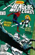 Avengers West Coast (1985) 84
