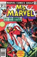 Ms. Marvel (1977 1st Series) 12