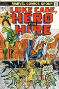 Power Man and Iron Fist (1972 Hero for Hire) 12