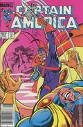 Captain America (1968 1st Series) 294