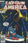 Captain America (1968 1st Series) 296