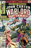 John Carter Warlord of Mars (1977 Marvel) 27