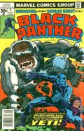 Black Panther (1977 Marvel 1st Series) 5